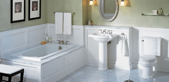 Bathroom Design Easy To Clean how to design easy-clean bathroom?